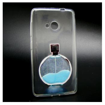 sale retailer 241e6 95855 Perfume silicone case LG G2 plavi