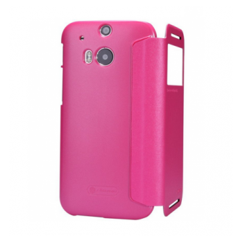 Nillkin Sparkle HTC One M8 pink