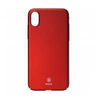 Baseus Thin case iPhone X crveni.