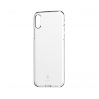 Baseus Simple case iPhone X transparent