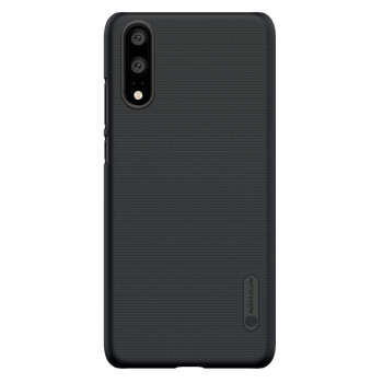 Nillkin Super Frosted Shield Huawei P20 crni