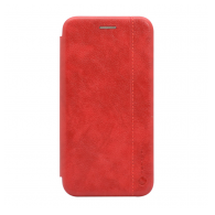 Teracell Leather iPhone X crvena