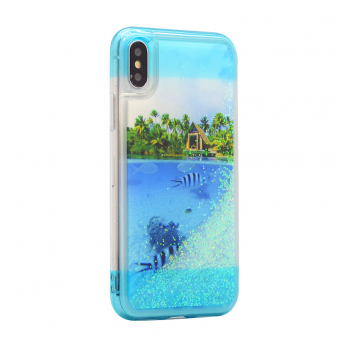 Ocean case iPhone X Tip1