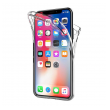 All cover silicone iPhone XR transparent