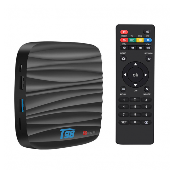 Android TV Box T98 2GB RAM 16GB ROM