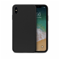 Nillkin Synthetic Fiber iPhone XS Max crni