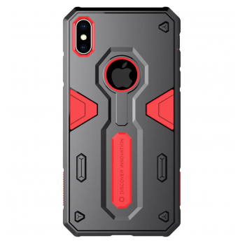 Nillkin Defender 2 iPhone XS Max crveni.