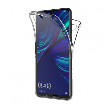 All cover silicone Huawei P Smart (2019)/Honor 10 Lite transparent