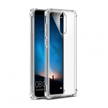 Transparent Ice Cube Huawei Mate 20 Lite