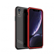 Magnetic 360 Cover iPhone XR crvena
