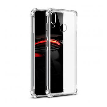 Transparent Ice Cube Huawei Y7 (2019)/Y7 Prime (2019)