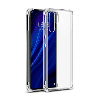 Transparent Ice Cube Huawei P30 Pro