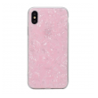 Seashell case iPhone X/XS pink