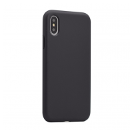 Sandy color case iPhone XS Max crna