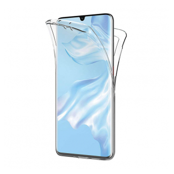All cover silicone Huawei P30 Pro transparent