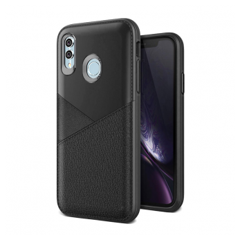 Y-Leather Case Xiaomi Mi 9 crna
