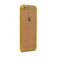 X-Clear Apple case iPhone 6 zuta