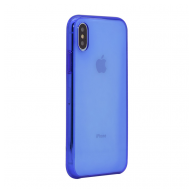 X-Clear Apple case iPhone X/XS plava