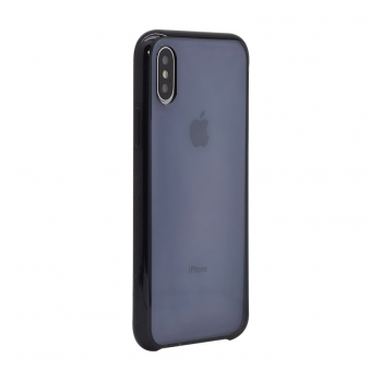 X-Clear Apple case iPhone X/XS crna