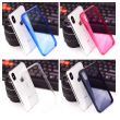X-Clear Apple case iPhone XR zuta
