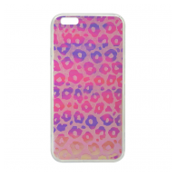 Hologram 3D Leopard iPhone 6 roza