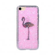 Tropic case iPhone 7/8 pink