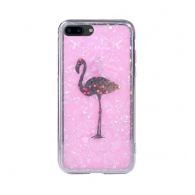 Tropic case iPhone 7 Plus/8 Plus pink