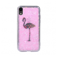 Tropic case iPhone XR pink