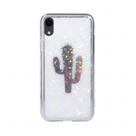 Tropic case iPhone XR bela