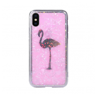 Tropic case iPhone X/XS pink