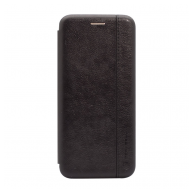 Teracell Leather iPhone 11 crna