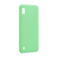 Beautiful thin case Samsung A10/A105F mint