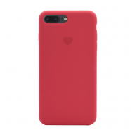Heart case iPhone 7 Plus/8 Plus crvena