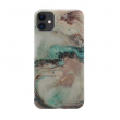 Maska Marble iPhone 11 tirkiz