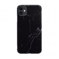 Maska Marble iPhone 11 crna