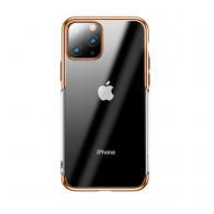 Baseus Shining case iPhone 11 zlatna
