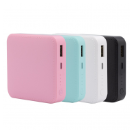 Power Bank Fonsi (YD24) 7.500 mAh bela