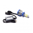 LED Headlight H4 6000K 9-36V 40W 4000 lumena.