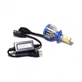 LED Headlight H8/H11 6000K 9-36V 40W 4000 lumena.