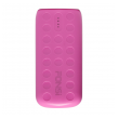 Power Bank Fonsi (F01-6000) 6.000 mAh pink.